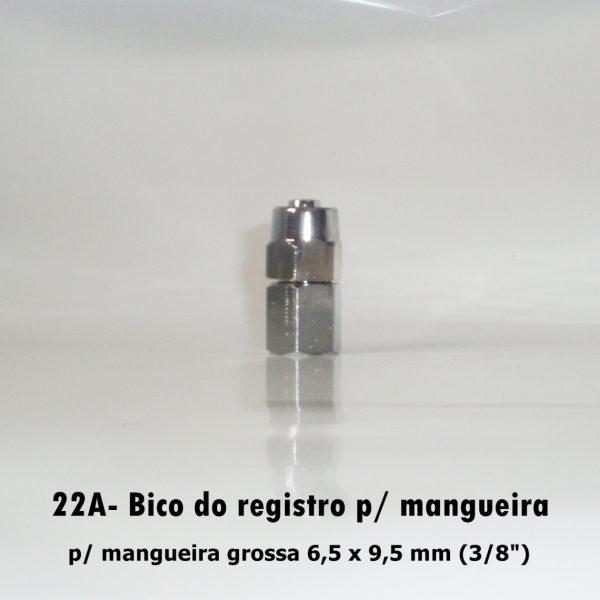 BICO PARA REGISTRO