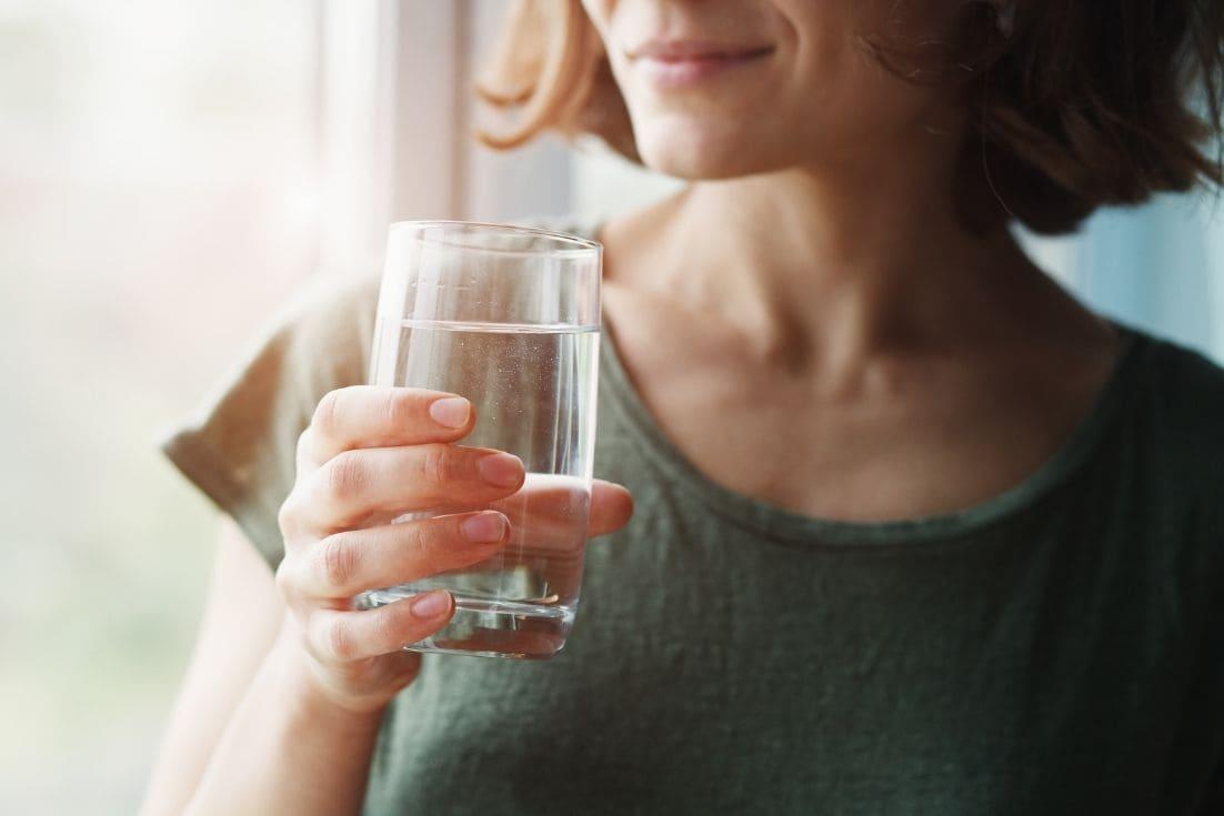 Purificação da água