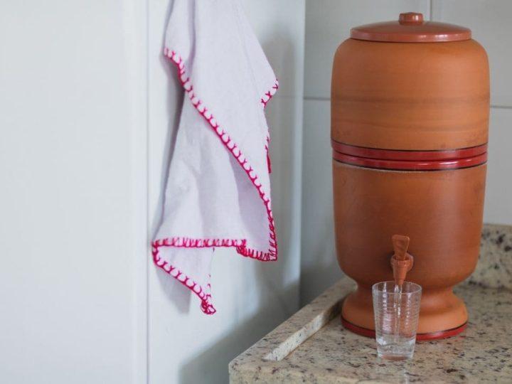 Filtro de barro Tradicional, é bom ou é apenas uma tradição antiga?
