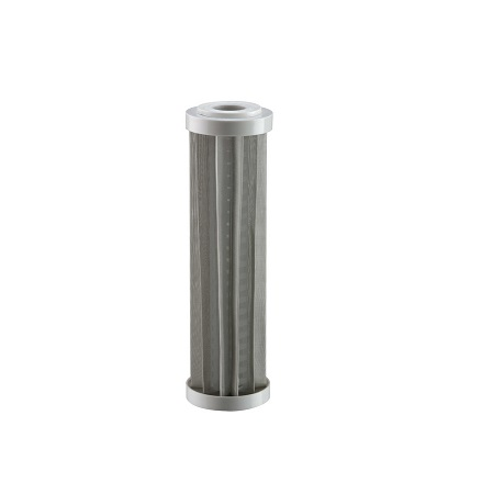Refil Plissado Aço inox